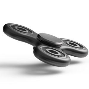 fidget spinner as a stress reliever